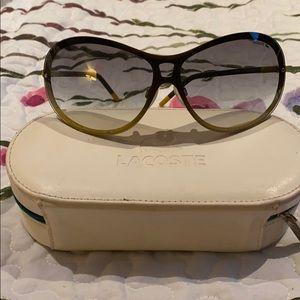 Lacoste sunglasses 🐊